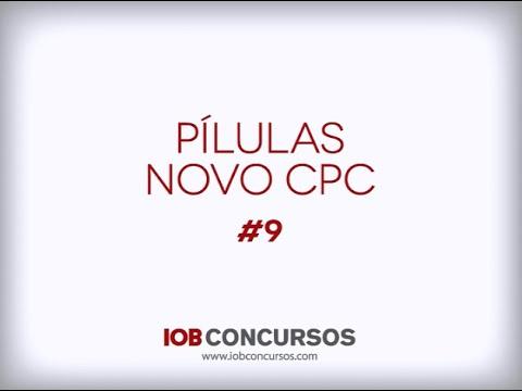 Pílulas Novo CPC - #9 - Profº Costa Machado