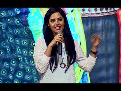 Anasuya-Talking-About-Rashmi-Gautham---Gunturu-Talkies-Audio-Function