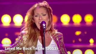 Happy 50th Birthday Céline Dion (2018)