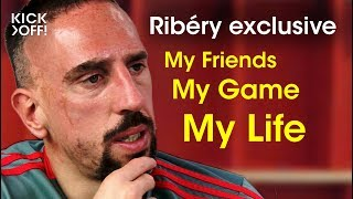 Ribéry: His most emotional interview | Bye-bye, Bayern!