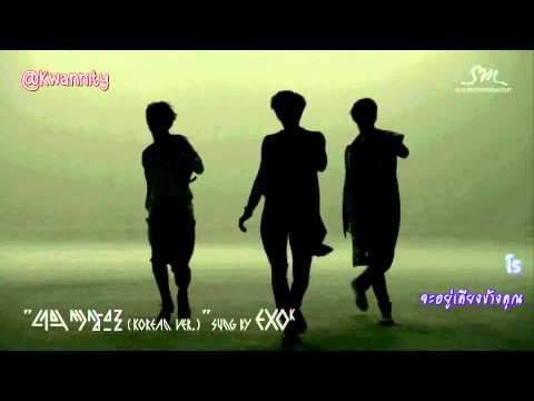 [Karaoke-Thaisub]  EXO - Into Your World (Korean ver.)