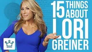 15 Things You Didn't Know About Lori Greiner