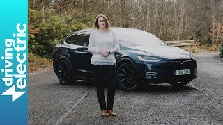 Tesla Model X Long Range review - DrivingElectric