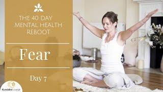 Relax & Release Fear - Yoga for Mental Health - Day 7 with Mariya Gancheva