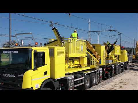 Veicoli Rail-Route CRT 330
