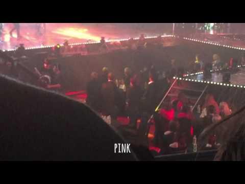 170222 가온차트 Gaon Chart Music Awards NCT127 reaction to EXO Monster&Lotto