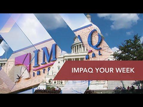 IMPAQ Your Week - August 8, 2016