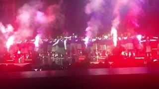 Tyler Butler Figueroa, Detroit Youth Choir, and V. Unbeatable preforming in Las Vegas 2019