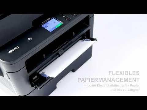 Brother Multifunktionsdrucker MFC-L2750DW mit WLAN | Produktvideo