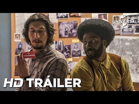INFILTRADO EN EL KKKLAN - Tráiler 1 (Universal Pictures) - HD