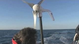 Reportage bateau électrique