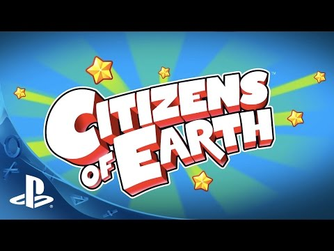 Citizens of Earth Video Screenshot 1