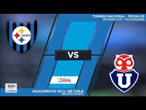Huachipato vs Universidad De Chile