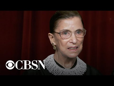 Justice Ruth Bader Ginsburg's legacy and impact on American law