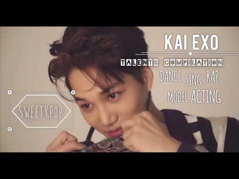 EXO Kai Talents Compilation (Dance, Sing, Rap, Acting, Model, etc)