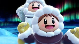 I used Ice Climbers for 3 days and this is what I got.