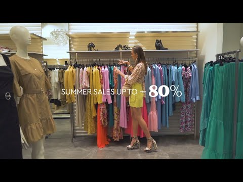 Summer SALES @ One Salonica outlet mall