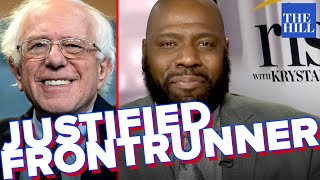 Tim Black explains why Bernie is the front runner, calls out Ellen Degeneres