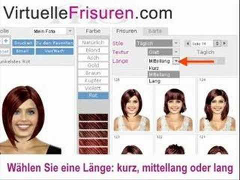 frisuren online - Neu Pin HD