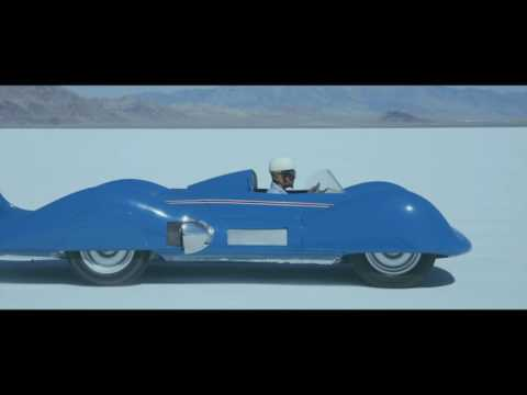 Renault Classic: The famous Renault Etoile Filante, 1956 speed record driven by Nicolas Prost