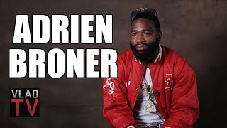 Adrien Broner on Mayweather Calling Him an Alcoholic, Starting Beef w/ Floyd