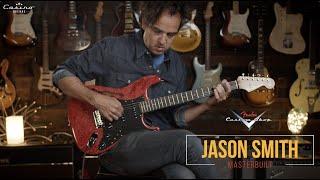 Fender Custom Shop Jason Smith Masterbuilt Stratocaster