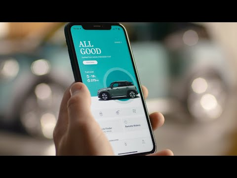 How to connect your MINI to the MINI App   MINI How-To