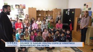 Colinde si daruri pentru copiii si varstnicii defavorizati din Resita