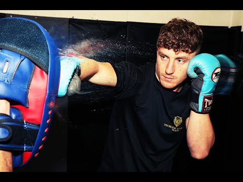 Kickboxing Hand Speed Drills for Faster Punches and Counters with Ben Woolliss