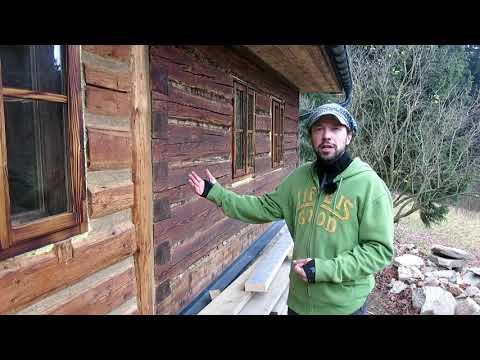 Dřevní tér – tradiční přírodní nátěr na dřevo