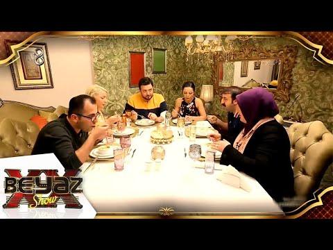 Yemekteyiz Komik Anlar! - Beyaz Show