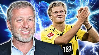"""Chelsea News: Abramovich Willing To """"BREAK TRANSFER RECORD"""" For Erling Haaland?!"""