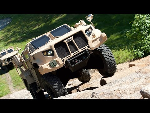 Oshkosh JLTV ? Totally Badass