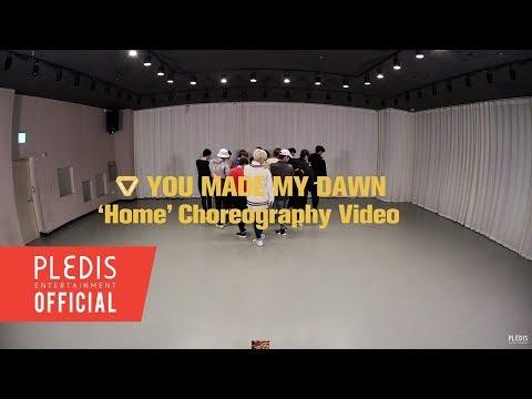 [Choreography Video] SEVENTEEN(세븐틴) - Home