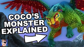 Coco's New  Monster Explained