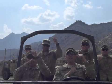 """Żołnierze US Army w przeróbce """"Call me maybe"""""""