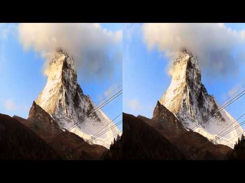 The mysterious appeal of the Matterhorn 3D by MUVI AG