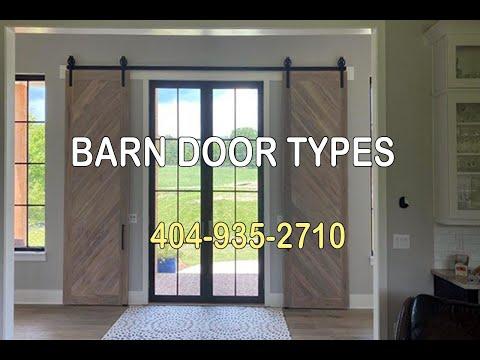 Barn Doors Atlanta – ContourBarnDoors.com