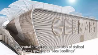 German Pavilion Expo Milano 2015 - promotional video (English)