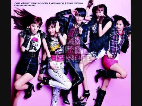 What A Girl Wants - 4minute / 포미닛