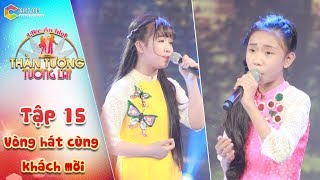 Thần tượng tương lai| tập 15: Kim Chi VS Thùy Dung