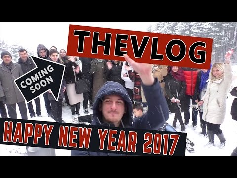 Happy New Year 2017 - THEVLOG Trailer