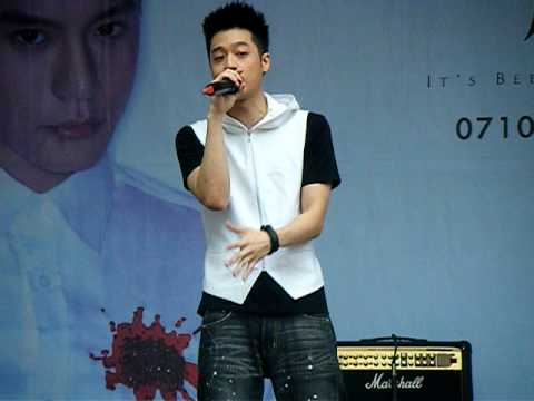 Nick Chou 周湯豪_WAKE UP 台中廣三SOGO 6/12 14:00pm