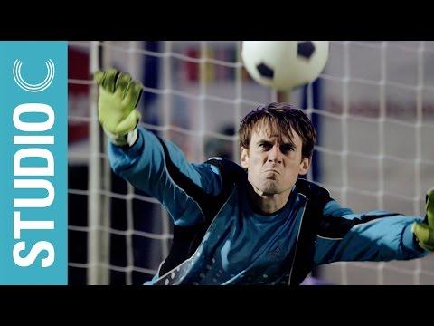 Anh thủ môn nhọ nhất trên thế giới