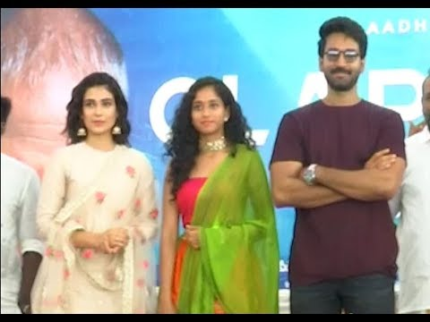 Aadhi Pinisetty New Movie Opening