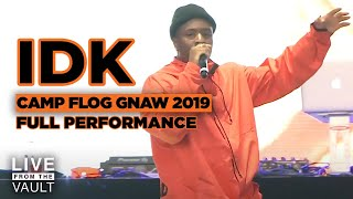 IDK - Camp Flog Gnaw Carnival 2019 (Full Show) [Live From The Vault]