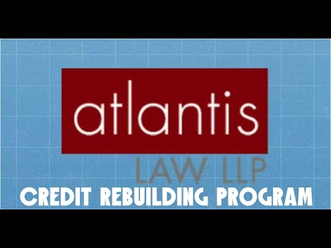 Credit Rebuilding - Atlantis Law