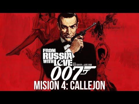 007 Desde Rusia con Amor (2006) - Sony PSP - Misión 4: Callejón