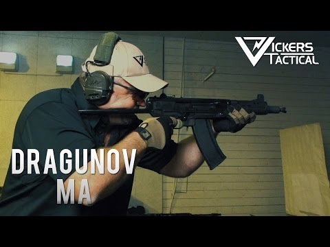 Russian Dragunov MA