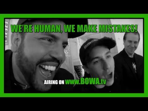 WE'RE HUMAN, WE MAKE MISTAKES! (Season 4, Episode 13)
